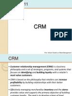 11 & 12 CRM & Planning Merchandise Assortments