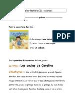 Atelier Lecture CE1