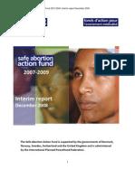 Safe Abortion Action Fund Interim Report08