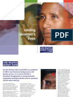 Safe Abortion Action Fund Saving Womens Lives