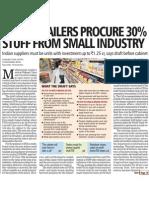 FDI Retail