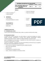 PES 11 Contenções com Perfis Metálicos e Placas Pré-Moldadas de Concreto - vs.03
