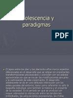 Adolescencia y paradigmas