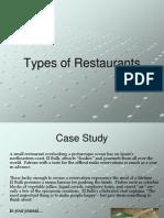 6-Types of Restaurants