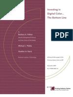 Investing in Digital Color
