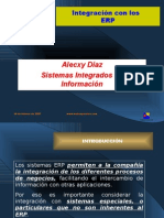 SII09- Integracion ERP