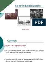 Primera Revolucion Industrial. Octavo Año.