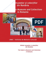 Ghidul muzeelor şi colecţiilor din România / The Guide to Museums and Collections  in Romania