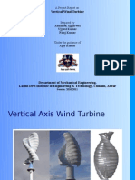 Wind Turbine Technology VIII Sem