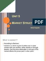 Market Stracture