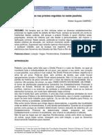 Kleber Augusto Gabriel - Artigo - ETIC - 2011