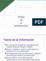 TRANSMISIÓN DE LA INFORMACIÓN - 1
