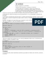 Programação Aplicada 7