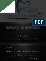 Protocolos De Cementación Jhon Mantilla P.