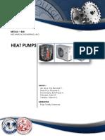 ME143L - Report 2 - Heat Pump