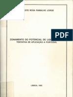 Tese sobre Liquefação - Celeste Jorge (1993)