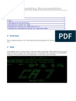 CA7 Scheduling Documentation