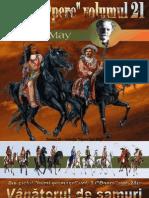 Vol 21 Karl May - Inimi Germane - 3. Vanatorul de Samuri