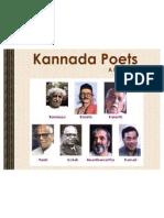 Poets of Kannada
