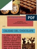 Cacao Carac. Sensoriales