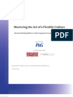 Mastering the Art of a Flexible Culture Final