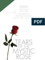 Osho Rajneesh Tears of the Mystic Rose