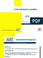 Nº2/Manual de Primeros Auxilios