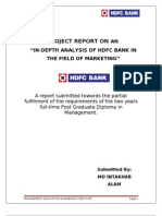 HDFC- Summer Project Meri