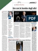 Libero 19 Nov 2011 - Piazza Pulita La7 Manipola Il Blog Economy Day