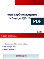 Airtel (2010) - Employee Engagement and Motivation