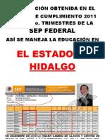 Nepotismo, corrupcion y venta de Plazas de los lideres del Snte en Hidalgo