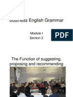 Business English Grammar 2