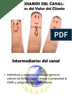 4. intermediarios del canal