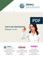 Cloud Elasticity Whitepaper