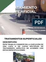TRATAMIENTOS SUPERFICIALES