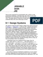8.Programmable Asic Design Software