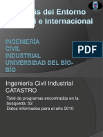 Ingeniería Industrial Chile