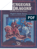B10 Nights Dark Terror