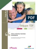 Livret d'information 2011 prévoyance et santé