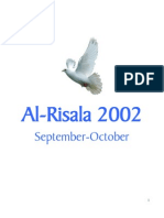 Ar Risala September-October 2002