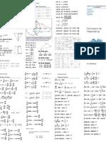 Formulario Matemáticas BBA agodic2011