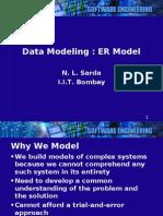 Data Modeling ER