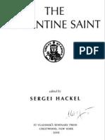 24962205 Sergei Hackel the Byzantine Saint