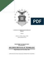 Hovercraft Design