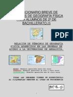 Diccionario de Geografía