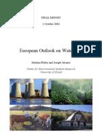 Water Stress Final Report
