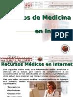 Recursos de Medicina en Internet