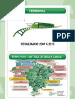 Parte 4 Infraestrutura Energetic A FERROVIAS