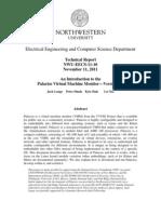 Tech Report NWU-EECS-11-10