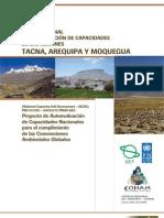 ad Ambiental Macro Region,Sur